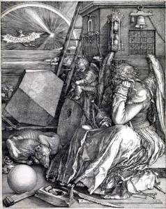 Melankonia I. Albrecht Dürer - Biblioteca Digital Hispánica