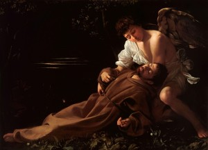 1280px-Saint_Francis_of_Assisi_in_Ecstasy-Caravaggio_(c.1595)