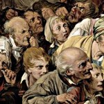 """""""Psikologjia e Turmave"""" e Gustav Le Bon, si e nxitin tiranët popullin në mizori dhe hakmarrje"""