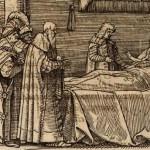 Fjala e fundit e Skënderbeutpërballë princave para vdekjes dhe kuja arbnore për humbjen e kryezotit
