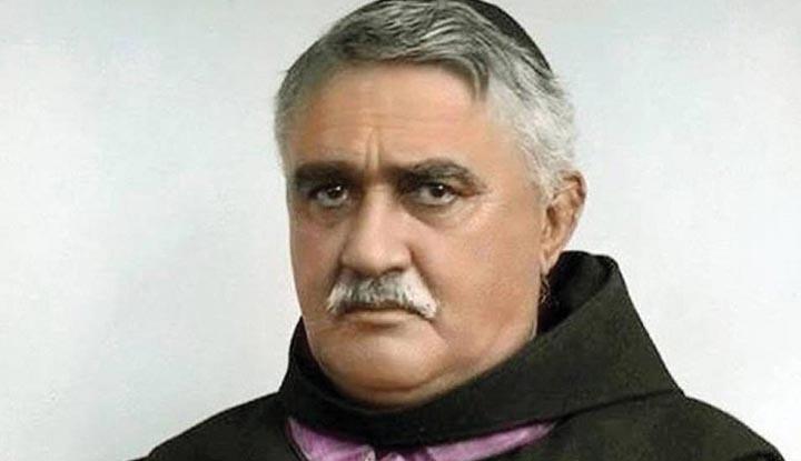 At' Gjergj Fishta, kjo figurë qendrore e veprimtarisë politike, artistike, klerike dhe diplomatike e asaj kohe