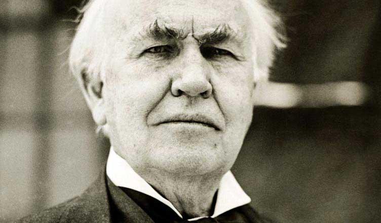 Episode nga jeta dhe vepra e Thomas Edison, atij që me shpikjet e tij  përmirësoi cilësinë jetës së njerëzimit