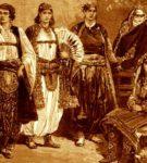 Gruaja shqiptare në sytë, ëndjen dhe shprehitë artistike të hulumtuesve, historianëve dhe piktorëve të huaj