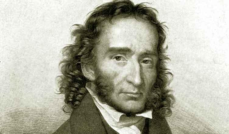 Episode nga jeta e mjeshtrit te madh, magjistarit të violinës, Niccolò  Paganini