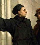 """95 Tezat e Martin Luterit, nga """"Sola fide"""" te """"Sola gratia"""", nga """"Sola Christus"""" te """"Sola Scriptura"""" e përmbi te """"Soli Deo Gloria"""""""
