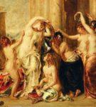 William Etty, Rubensi i shekullit XIX, penelata joshëse dhe shpirti i kapluar nga delikatesa dhe epshi