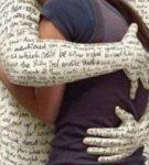 Poezia pragu, prejku poetja Elida Rusta lshon ernat qi mban t'kyçun shpirti i vet