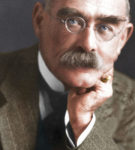 Rudyard Kipling, përjetësinë e të cilit e vulosi një poezi që këndohet si himn