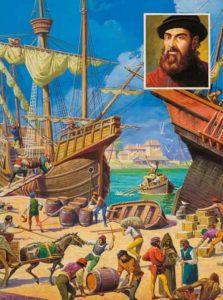 Eksploruesi portugez, Ferdinand Magelani ishte i pari që nisi udhën përreth botës
