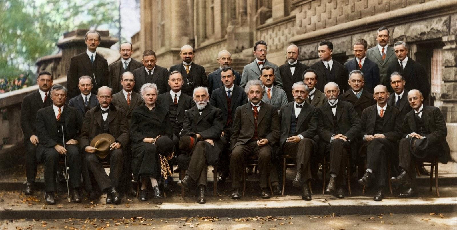 """Nga konferenca e 5-të """"Solvay"""" dhe Zoti"""