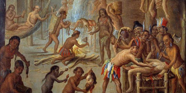 A është e vërtetë që ne të gjithë kemi prejardhur nga kanibalët? Dëshmime arkeologjike dhe antropologjike